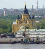 Собор Александра Невского один из самых высоких в России