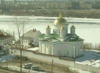 Благовещенский монастырь был основан в 1221 году