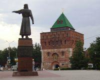 Нижегородский кремль, Дмитровская башня.