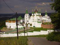 Печерский монастырь некогда был культурным центром Нижегородской земли
