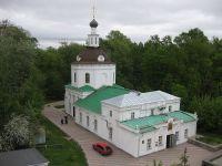Всесвятская Петропавловская церковь в Нижнем Новгороде.